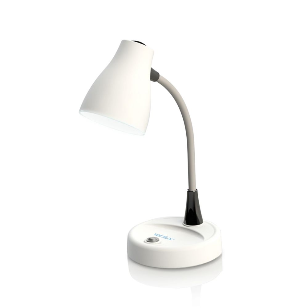 Luma Natural Spectrum And USB Productivity Desk Lamp